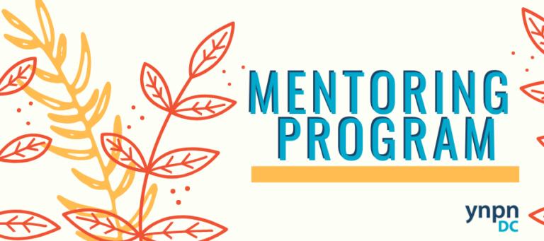 Mentoring Program Graphic